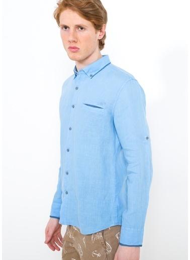 Cazador Gömlek Mavi